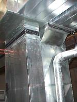 Example of Ductwork in Home
